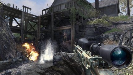 Call of Duty 4 Map Pack Preview