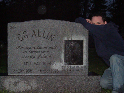 Ben and GG Allin