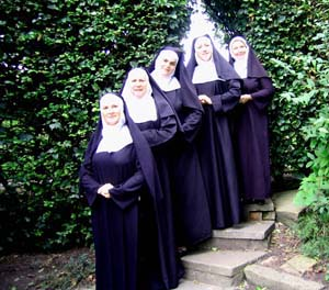 Three Cool Nun Movies