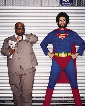 Danger Mouse and Cee-Lo