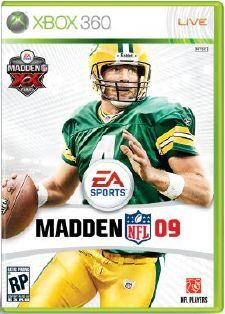 Brett Favre New 'Madden' Coverboy