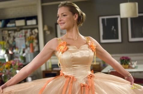 DVD Review: 27 Dresses
