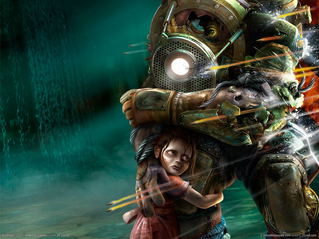 Bioshock to be Adapted