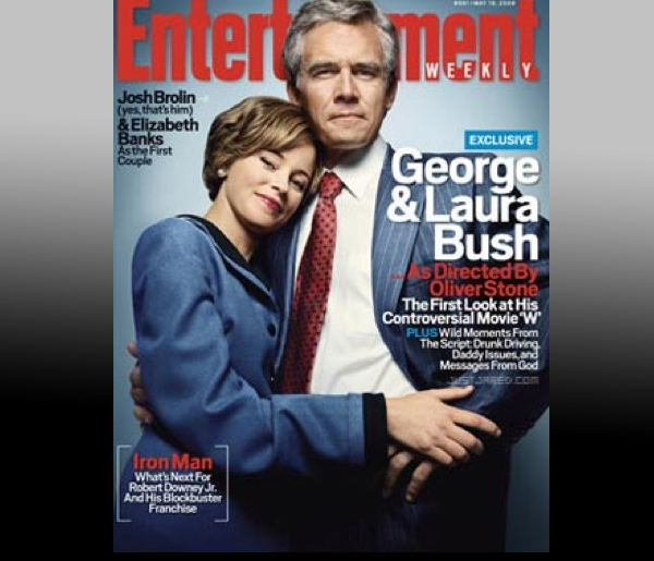 Entertainment Weekly: George & Laura