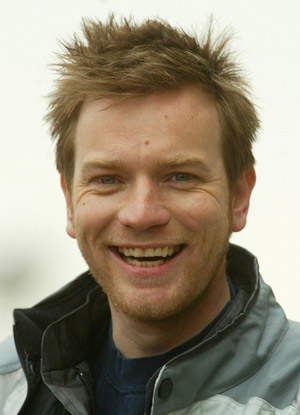 Ewan McGregor Boards 'Amelia'