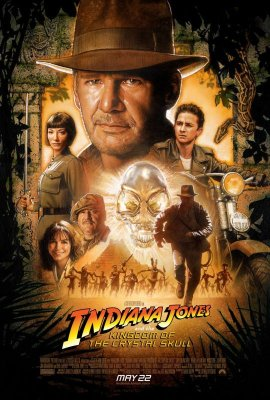 Jay Reviews: Indiana Jones and the Kingdom of the Crystal Skull
