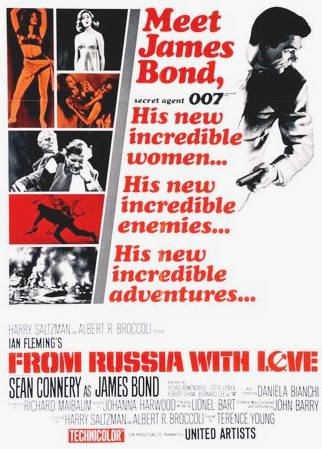 Bond Comes to Blu-Ray