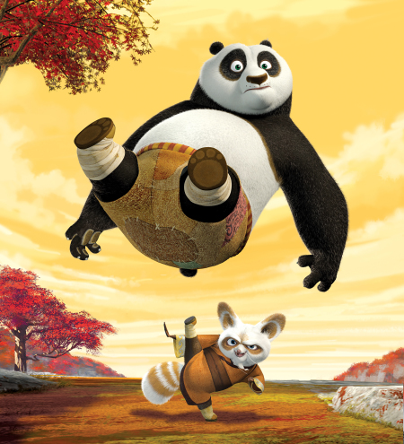 Justin Reviews: Kung-Fu Panda