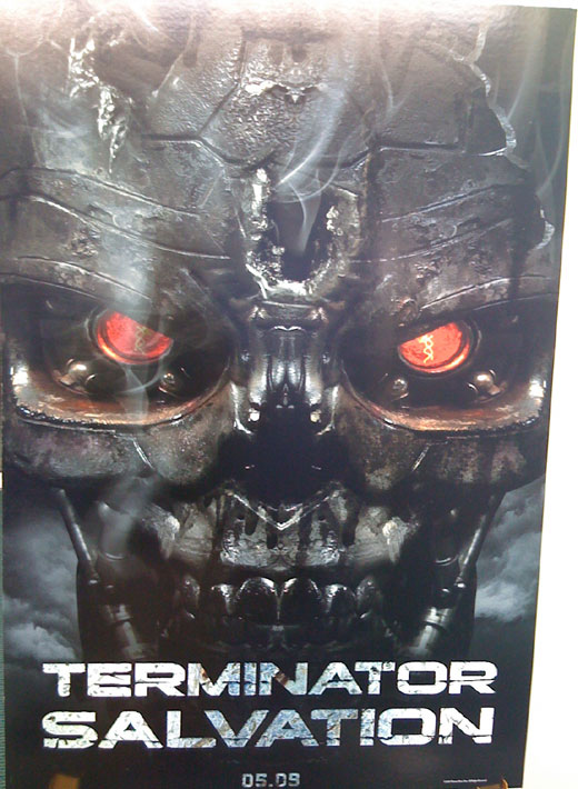 McG With Terminator Salvation Details