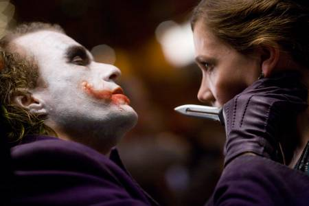 'Dark Knight' Blows Away Box Office