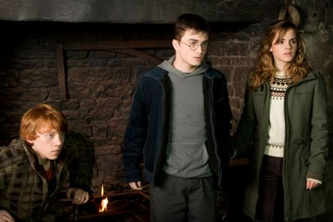 Justin Reviews: Harry Potter and the Order of the Phoenix