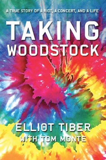 Taking Woodstock Cover
