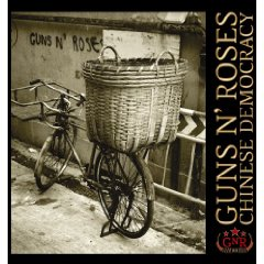 Justin Reviews: Chinese Democracy