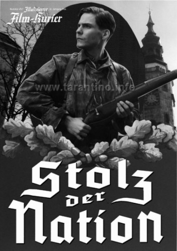 Poster For Eli Roth&#8217;s &#8220;Basterds&#8221; Movie Released