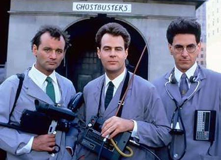 Ghostbusters Coming to Blu-Ray