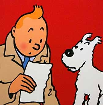 Tintin Has Been Cast