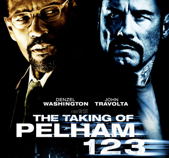 """Taking of Pelham"" Poster Released"