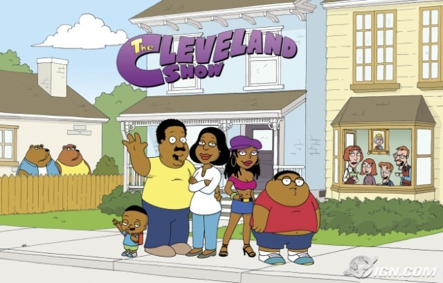 Fox orders Two Seasons of Cleveland