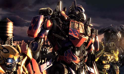 Review: Transformers: Revenge of the Fallen