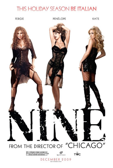 "New ""Nine"" Poster Released"