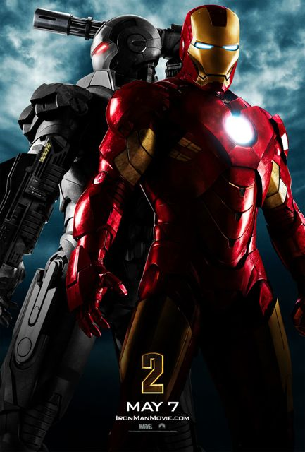 """Iron Man 2″ Poster Released"