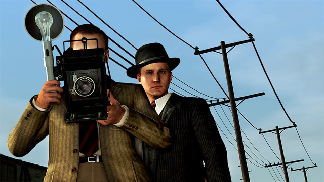 Video Game Review: L.A. Noire