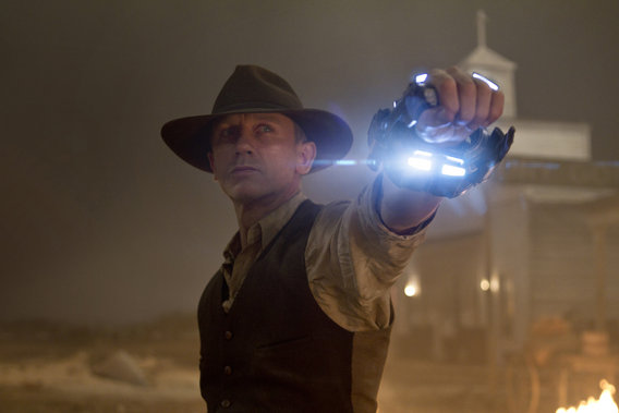 Review: Cowboys &amp; Aliens