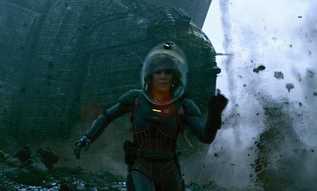 Video of the Week: Prometheus Trailer
