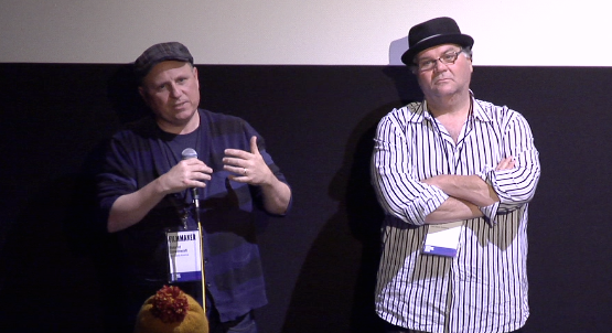 IFFBoston '12 VIDEO: God Bless America Q&A