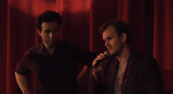 IFFBoston '12 VIDEO: Alex Karpovsky & Garth Donovan Q&A – Rubberneck