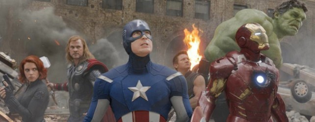 Video of the Week: The Avengers VFX