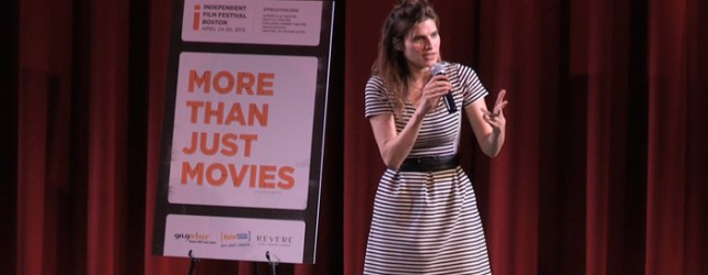 IFFBoston '13 VIDEO: In a World…Q&A with Lake Bell