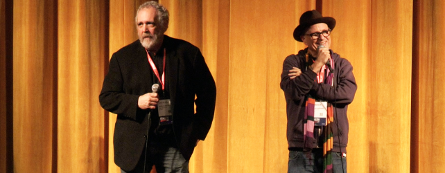 IFFBoston '15 Video: Call Me Lucky Q&A