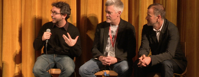 IFFBoston '15 Video: Bounce Q&A